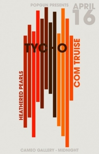 ISO50 Blog – The Blog of Scott Hansen (Tycho / ISO50) » The blog of Scott Hansen (aka ISO50 / Tycho) #iso50 #minimal #poster