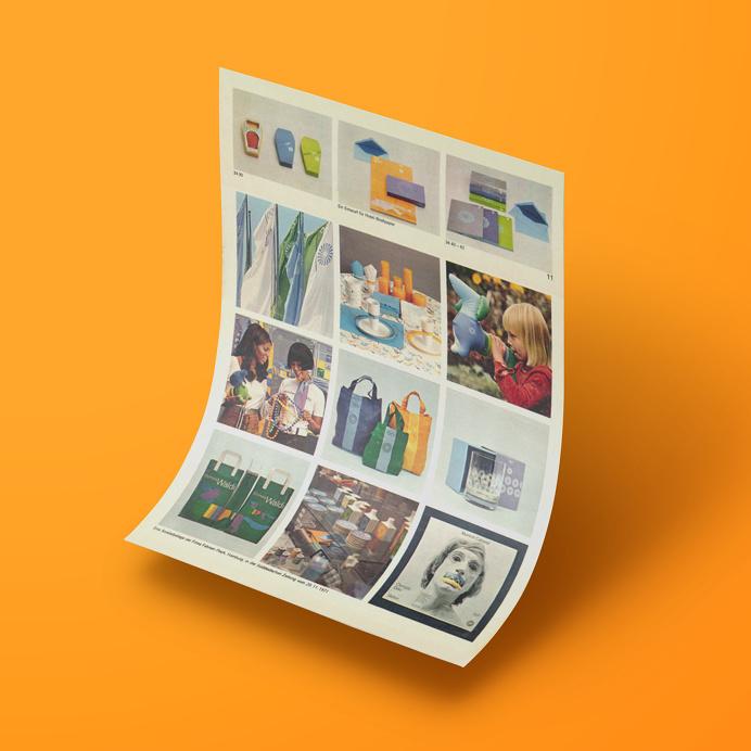 Souvenir Catalogue