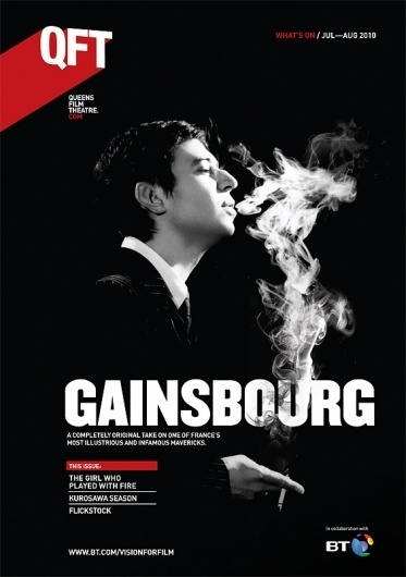 All sizes | Latest QFT cover | Flickr - Photo Sharing! #qft #smoke #film