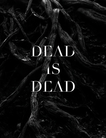 1aa671580e6cbc8b6823f524f8851fd9.jpg (Image JPEG, 600x782 pixels) #font #white #black #is #and #dead