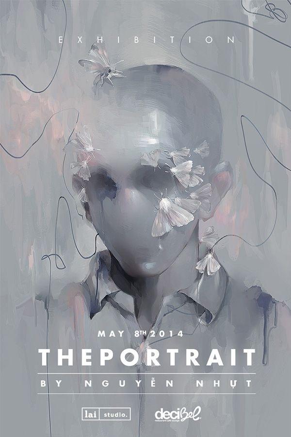 The Portrait by Nguyen Hut