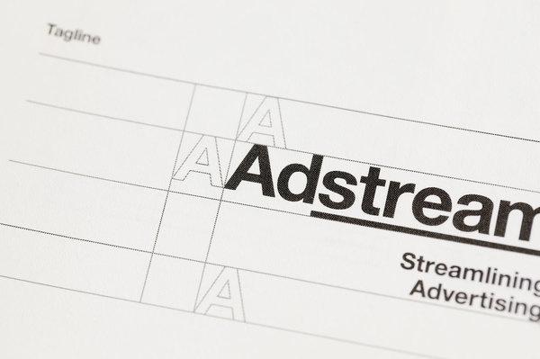 Freytag Anderson Adstream #guideline #graphic #branding #standards
