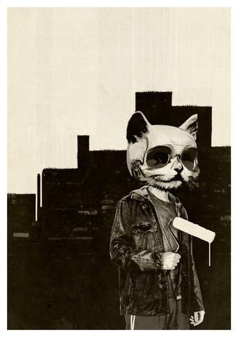 Roller Cat #owens #rhys