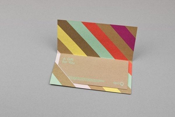 Spa Q | MAUD #print #envelope #stationery