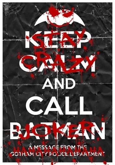 tumblr_lwcyv8kLQA1qelb1ao1_400.jpg (JPEG Image, 385×550 pixels) #sanserif #movie #texture #batman #handmade #minimal #poster #joker #typography