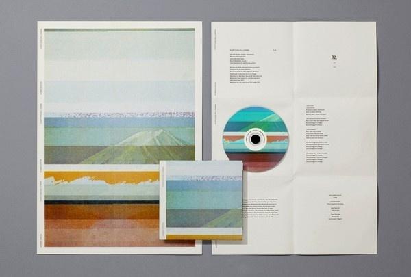 Number Station | COÖP #print #cd #poster