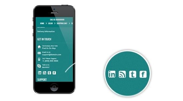 Mogent - Mobile Responsive Magento Theme #responsive #store #theme #furniture #magento #mobile #template #ready