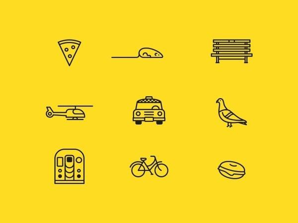 Nyc 1 #icon #picto #symbol