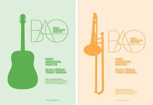 BAO - Benny Anderssons Orkester | Archive | 25ah #identity #25ah