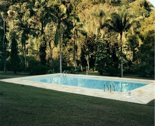 Photography(Swimming pool, Campinas, Brazil,2008, by Allen Frame) #swimming #pool #photography