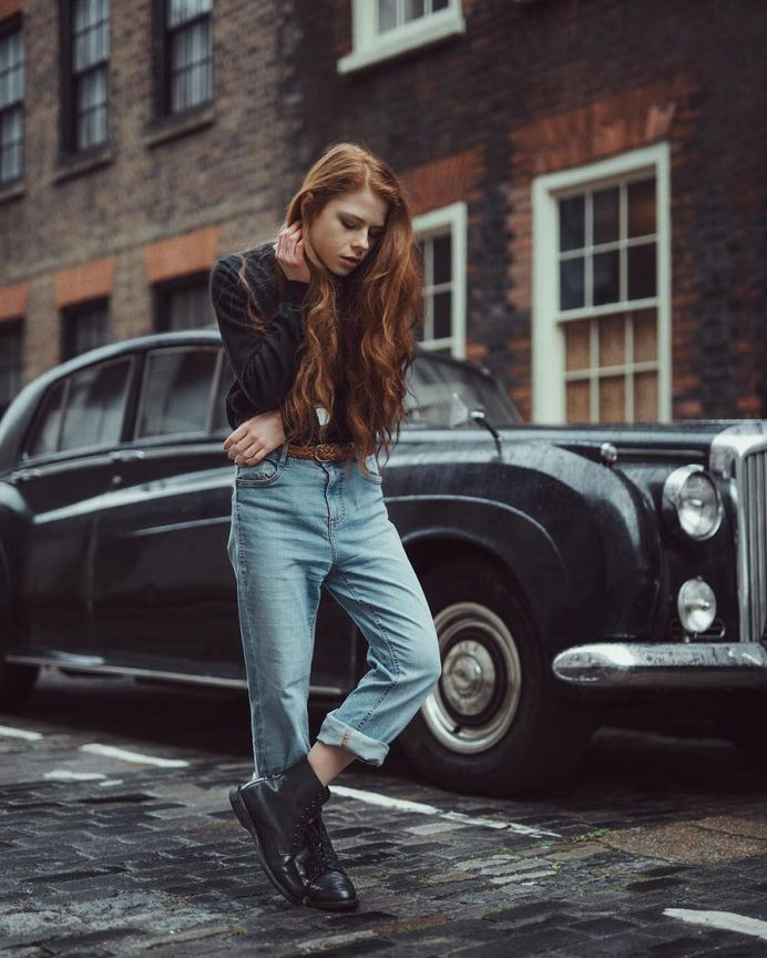 Gorgeous Street Style Photography by Andrew Handzyn
