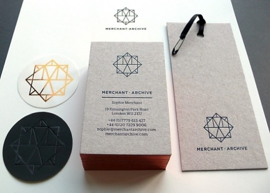Merchant Archive | Lovely Stationery #logo #mark #letterhead #stationery #merchant archive