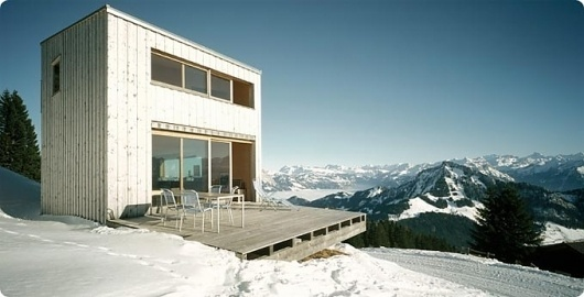 The Cool Hunter - Architecture #swiss #architecture #minimal