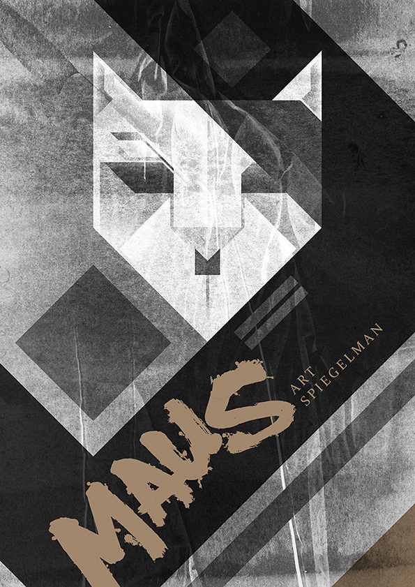 Et_maus_lq #white #fox #grayscale #black #poster #and
