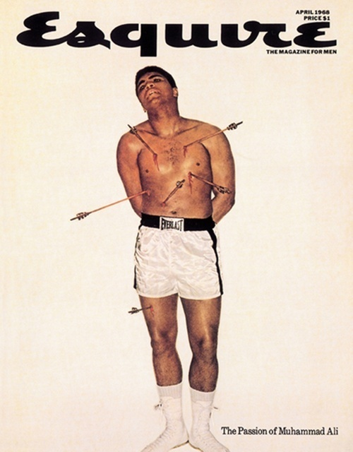 george lois | Tumblr #loise #esquire #george #advertising #vintage