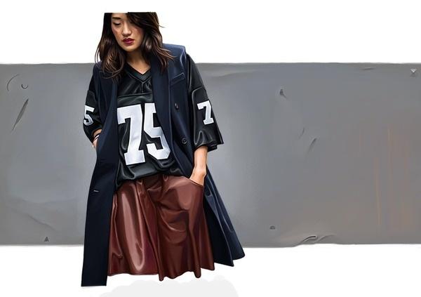 makemo #fashion #streetfashion #illustration #makemo