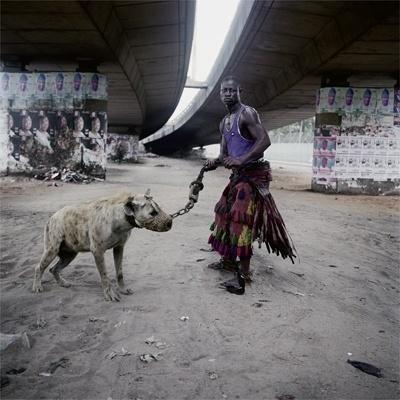 THE HYENA & OTHER MEN - PIETER HUGO #the #photography #men #pieter #hugo #hyena