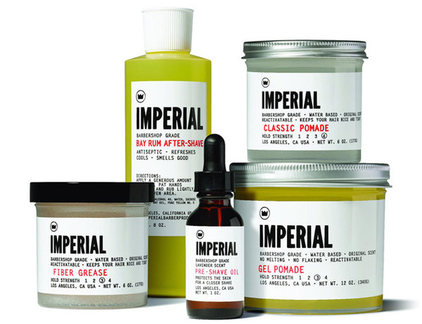 Imperial barber grooming products gear patrol #hair #barber #masculine #mens