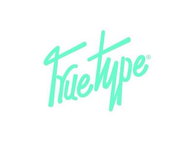 truetype #type #truetype #lettering #tosca #logo #design #graphicdesign