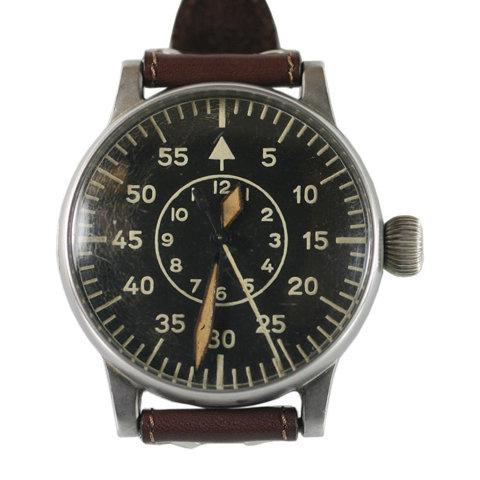 A. Lange & Söhne - A.Lange & Sohne Military Watch Ref. FI 23883 - Matthew Bain Inc. #watch