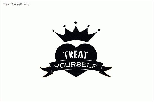 Logos #heart #yourself #id #design #graphic #veronica #brand #velasquez #logo #treat