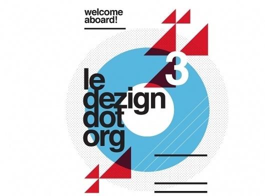 main : ledezign #design #graphic #corporate #identity #poster #typography