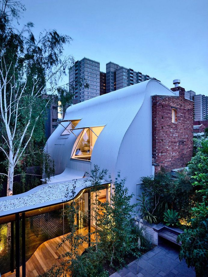 King Bill House: Renovation and Extension of a Double Story Terrace House 18