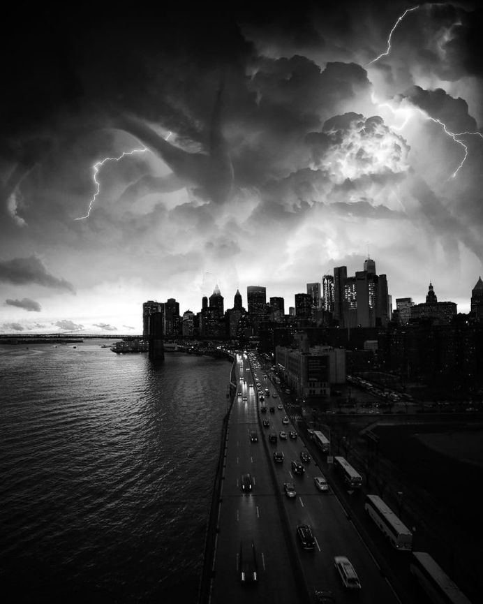 Stunning Urban Instagrams of New York City by Ray Livez