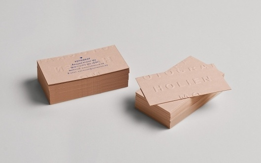 Heydays – New Work Special | September Industry #cards #identity #business #typography