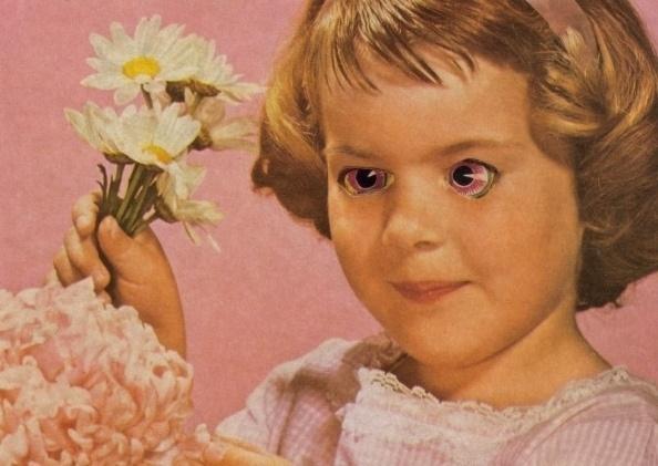 Strange Little Girl   Flickr - Photo Sharing! #collage