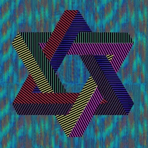 tumblr_leald8jntg1qziwcjo1_500.gif (GIF Image, 500x500 pixels) #triangle #gif #star