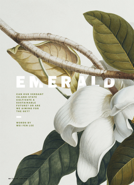 Esquire: Art direction, design, etc. - Rebecca Chew #layout