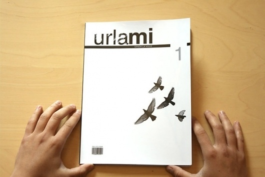 b. | Urlami #layout #graphic #book