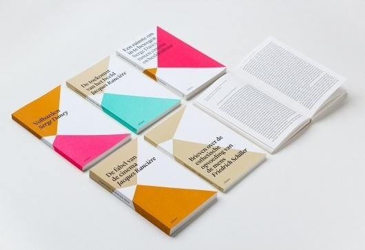 Atelier Carvalho Bernau: Octavo book collection — NEW #editorial #design #graphic #book