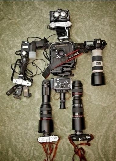 Love For Leica - Leica CameraRobot #robot #equipment #canon #leica #photography