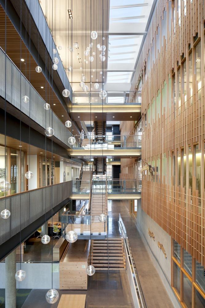 Alumni Center / TVA Architects