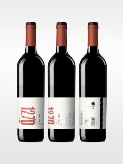 ATIPUS - Graphic Design From Barcelona, disseny gràfic, disseny web, diseño gráfico, diseño web #packaging #wine #bottle