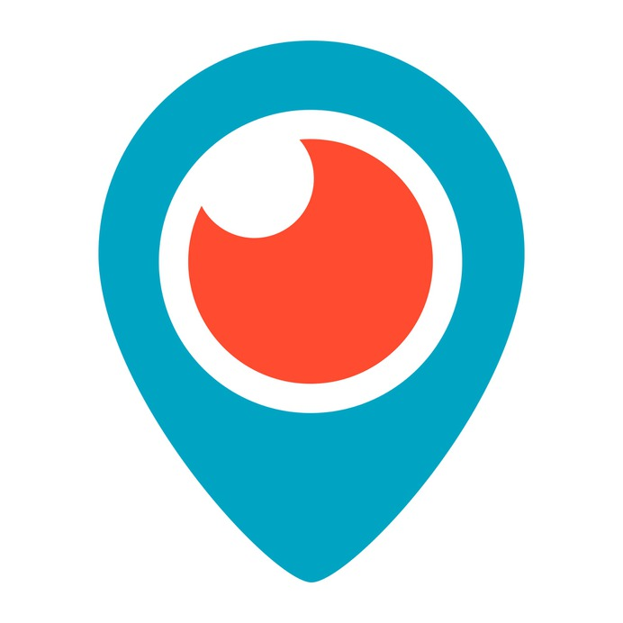 See more icon inspiration related to logo, brand, periscope, social media, social network, logotype and brands and logotypes on Flaticon.