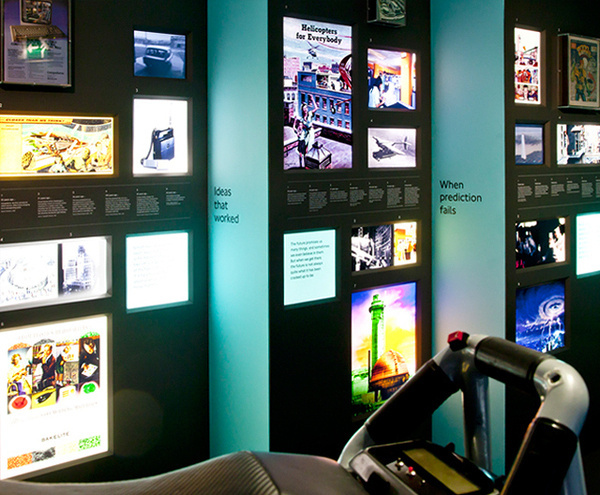 Andy Spencer Design   Sense and the City #exhibit