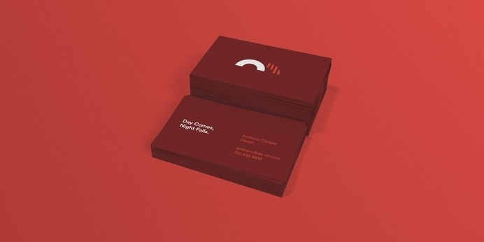 Day Comes, Night Falls. | Mast #print #cards #business