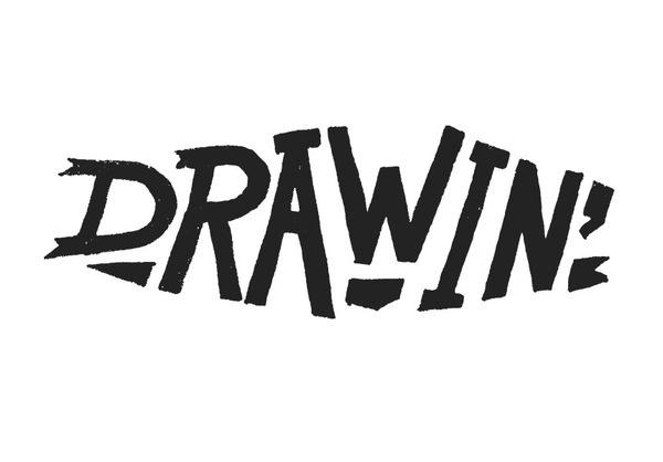 Drawin' #drawn #hand #typography
