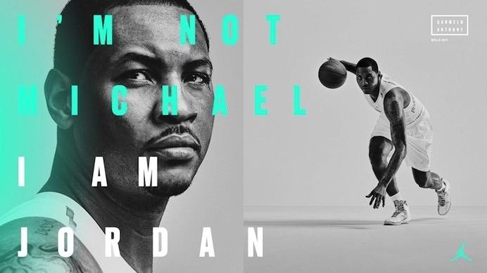 jb-30th-annversary-7 #carmelo #jordan #brand #nike #anthony #ad #teal #basketball #typography