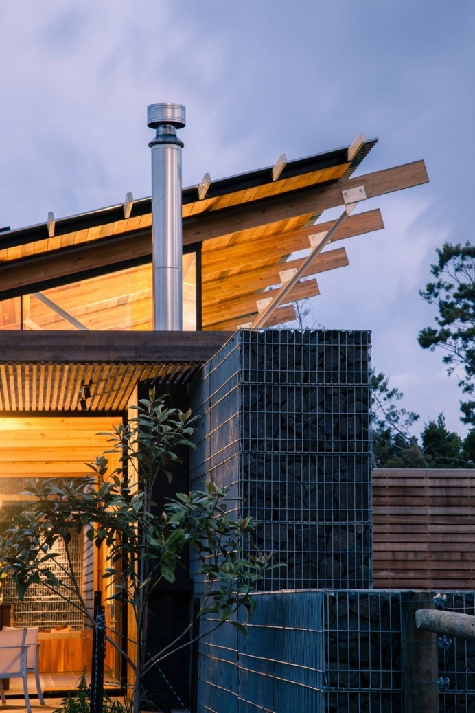 Bramasole House by Herbst Architects