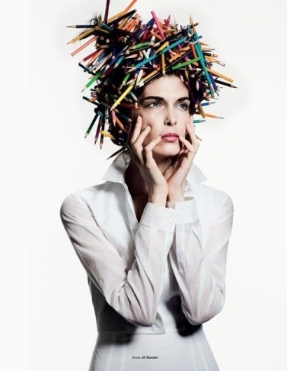 Kristina Salinovic by Tim Barber | Professional Photography Blog #fashion #photography #inspiration