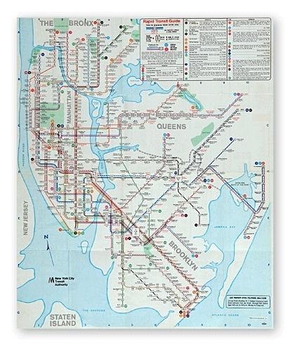 Best Subway Map York Interactive Images On Designspiration