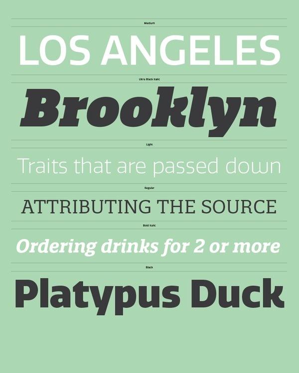 pprwrk studio — Quatro Family #pprwrk #design #studio #type #typography