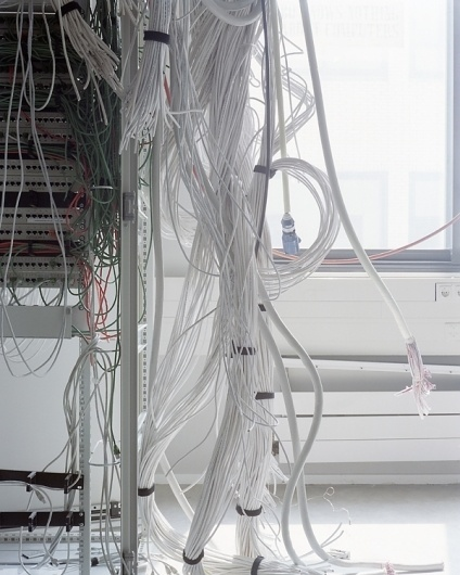 It's better to stay home on the Behance Network #computer #photo #server #connection #internet #cable