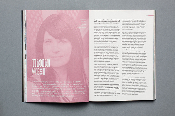 Offscreen Magazine Issue No4 #spread #editorial #magazine