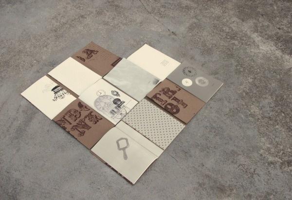 retratos - agatarocha.com #silkscreen #print #book #woolf #virginia #editorial