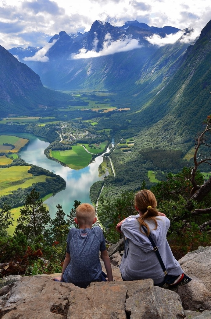 Andalsnes, Norway